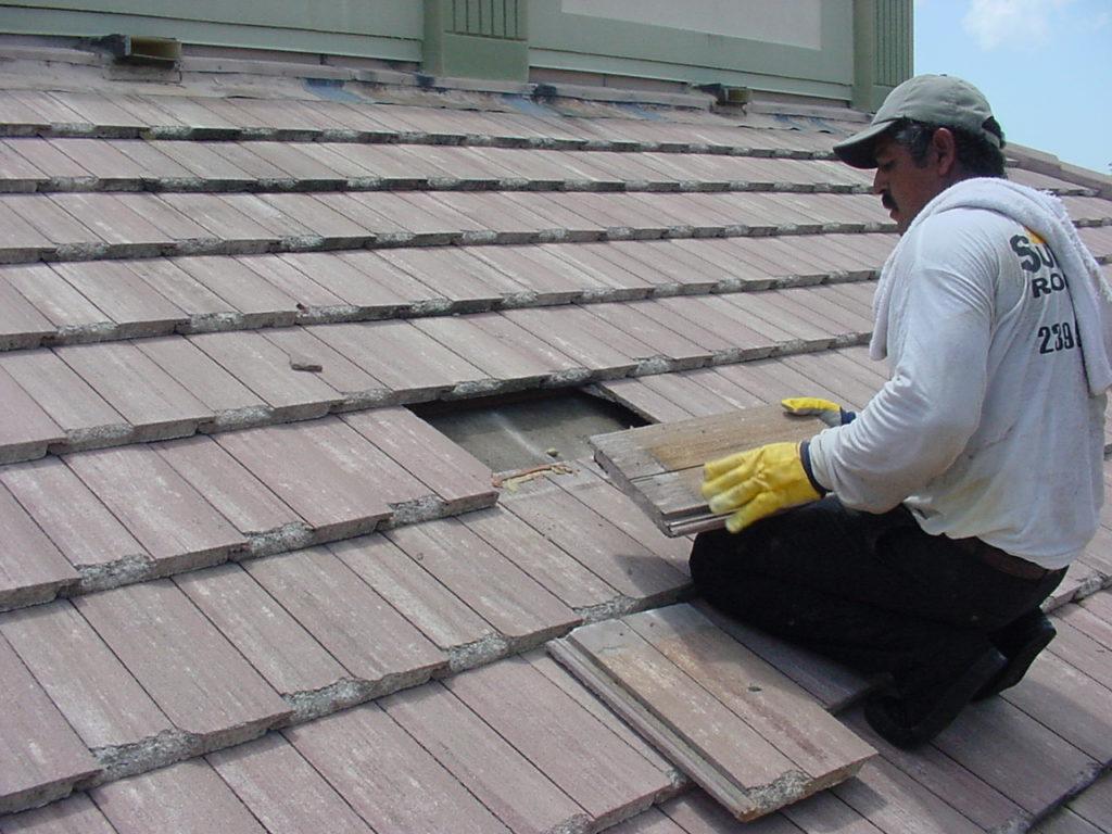 Roof Repair Barry