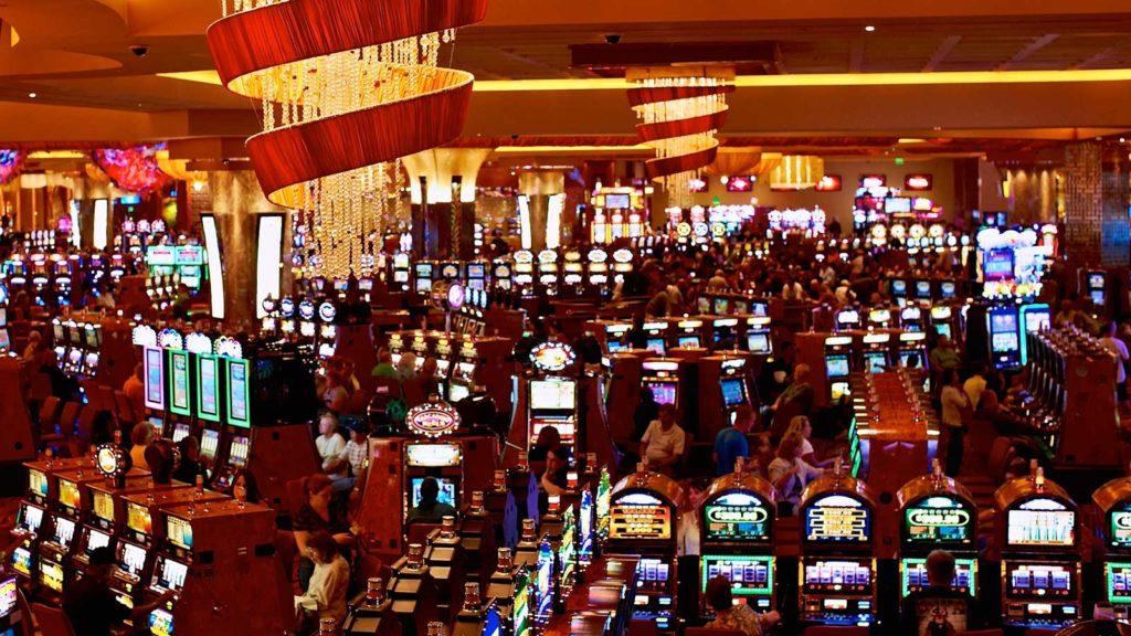 casino road