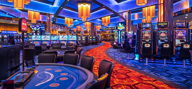 casinos closing