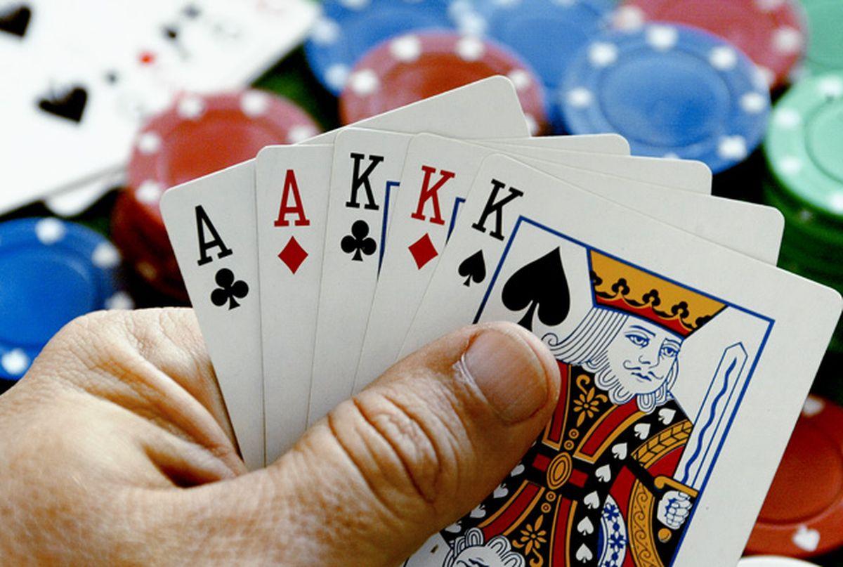 gambling expressions