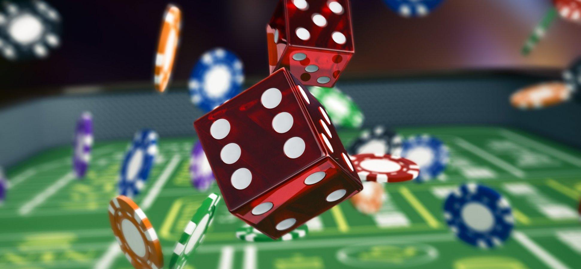 gambling board games