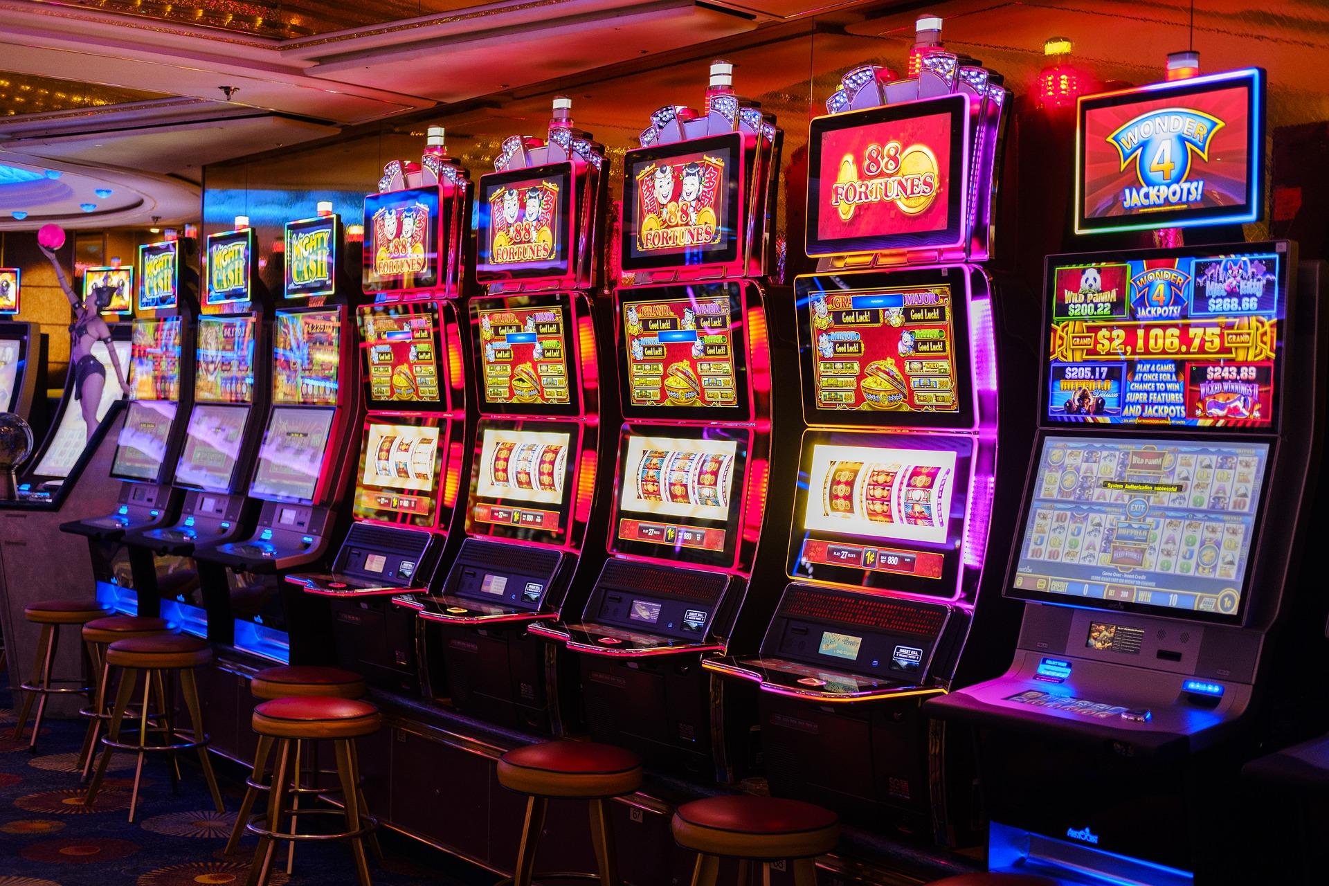free online casino slot