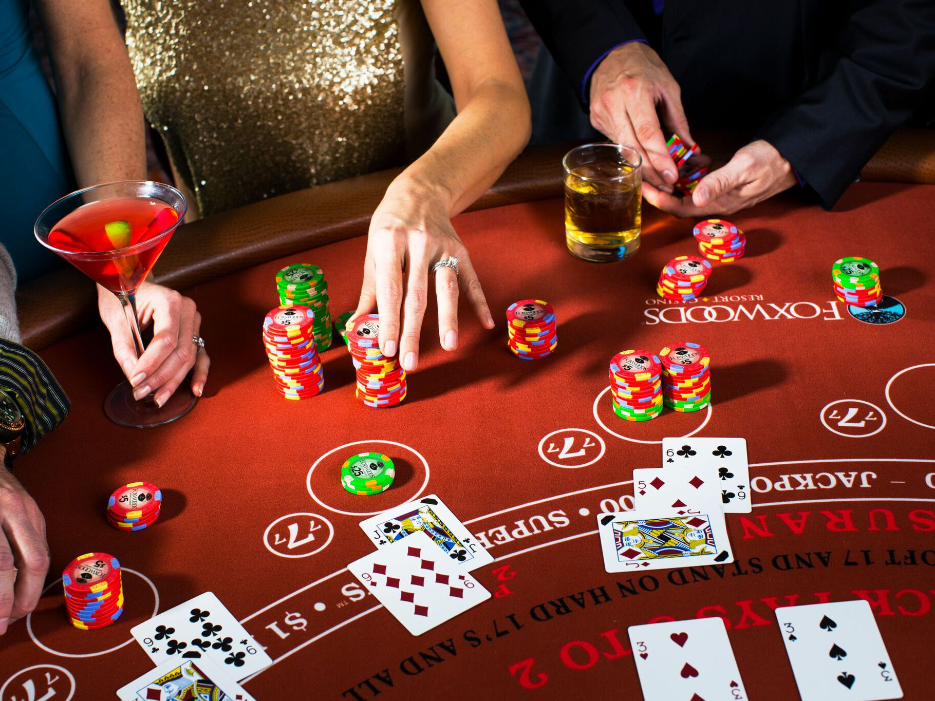 Important steps to follow with online casino